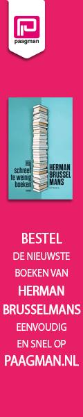 Bestel de nieuwste boeken van Herman Brusselmans eenvoudig en snel op Paagman.nl.