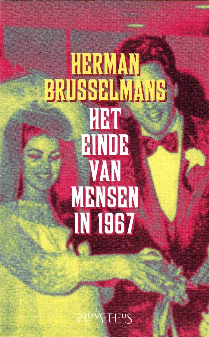 Boekomslag van Het einde van mensen in 1967