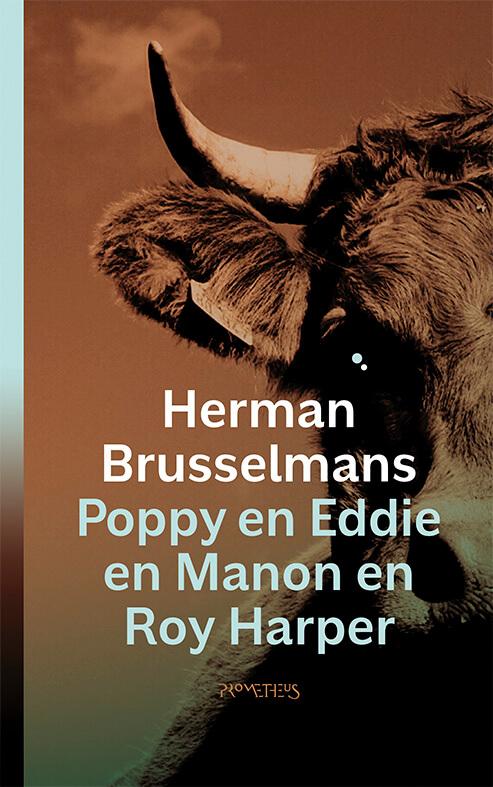 Boekomslag van Poppy en Eddie en Manon en Roy Harper
