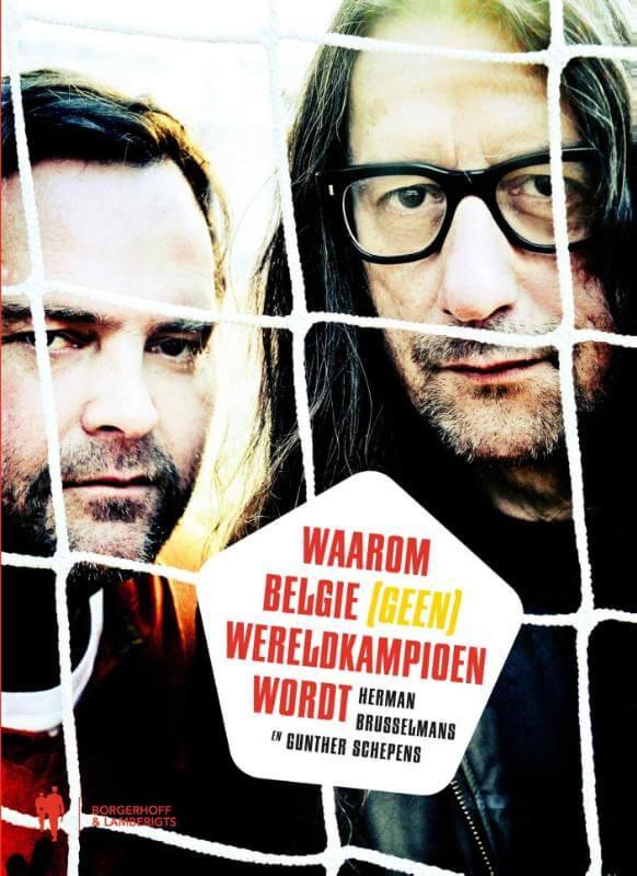 Boekomslag van Waarom België (geen) wereldkampioen wordt