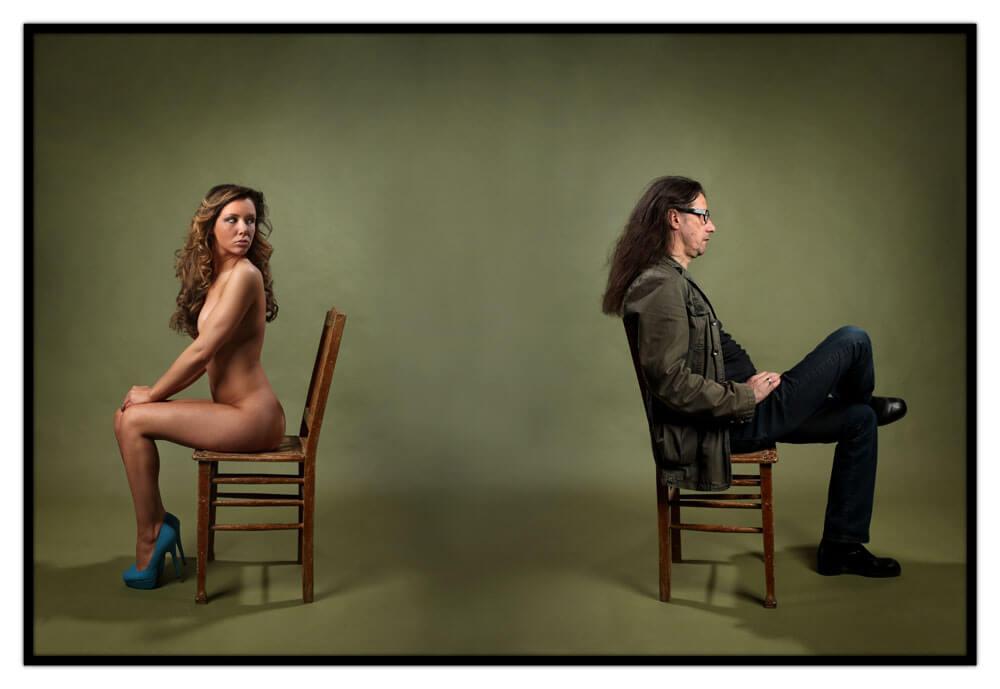 Afbeelding van Herman Brusselmans, copyright: Filip Naudts, publicatie: P-magazine, datum: 01-03-2012