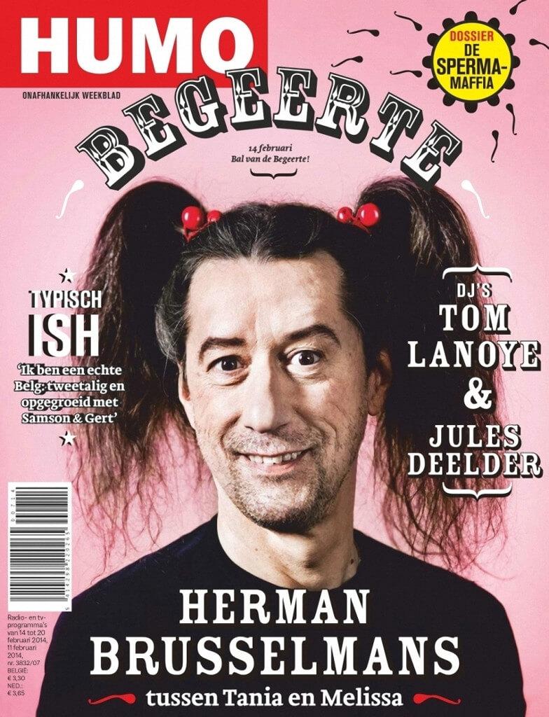foto Colofon: &copy; Johan Jacobs - Humo op 11-02-2014 (<a href=https://hermanbrusselmans.nl/foto/320>permalink</a>)