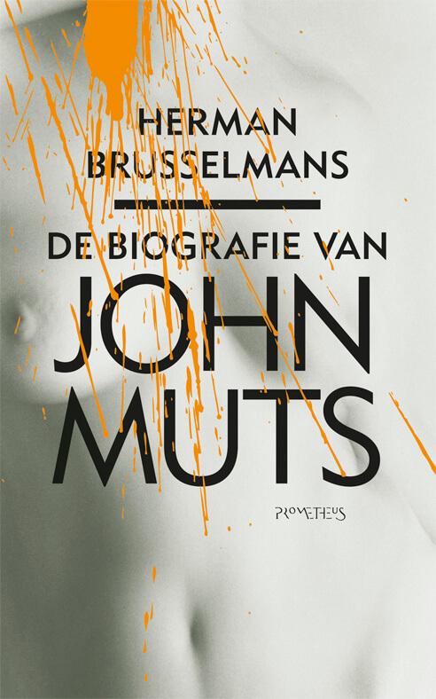 Boekomslag van De biografie van John Muts