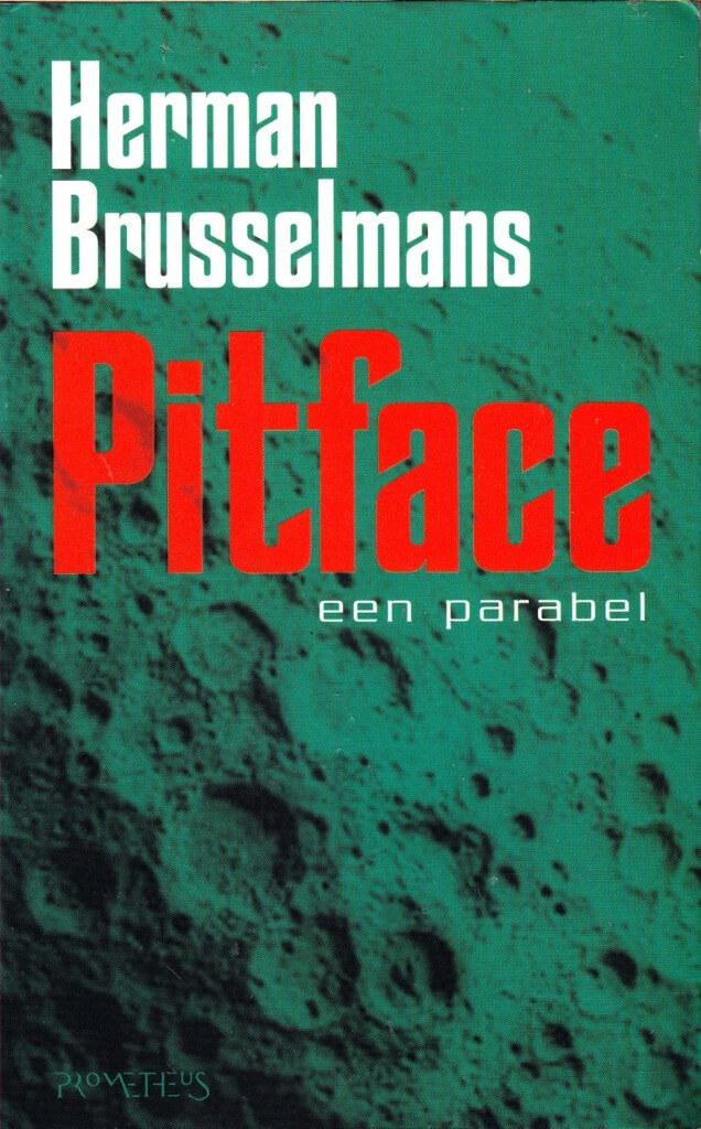 Boekomslag van Pitface
