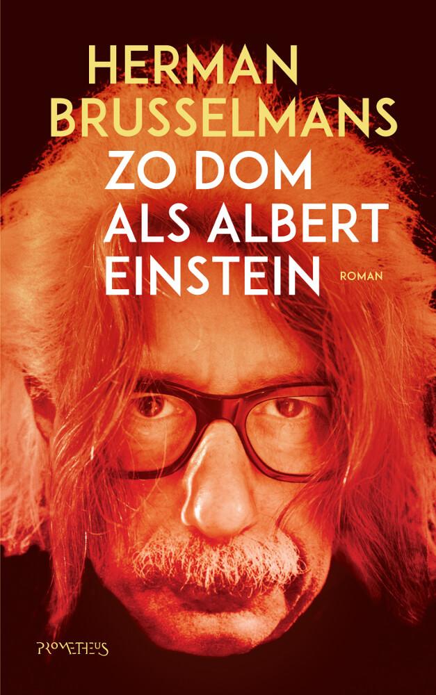 Boekomslag van Zo dom als Albert Einstein