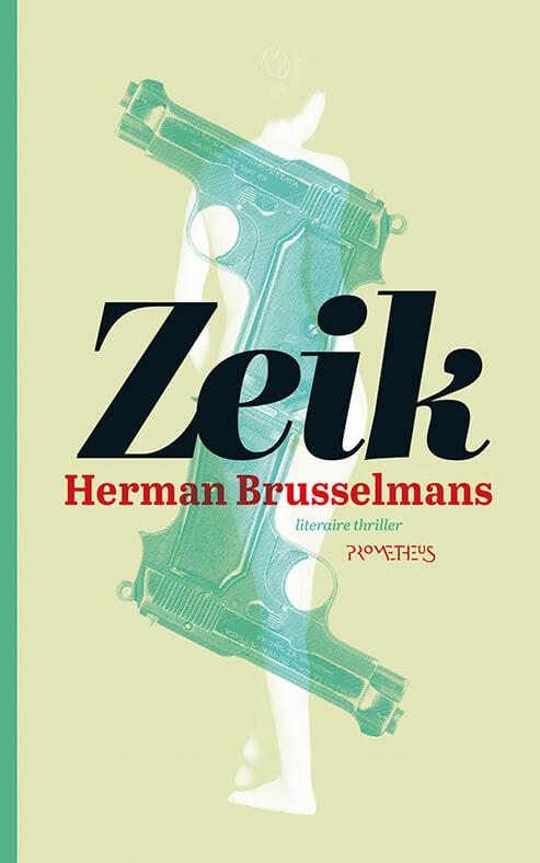 Boekomslag van Zeik