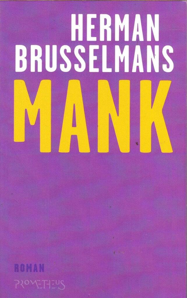 Boekomslag van Mank