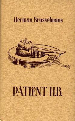 Boekomslag van Patient HB
