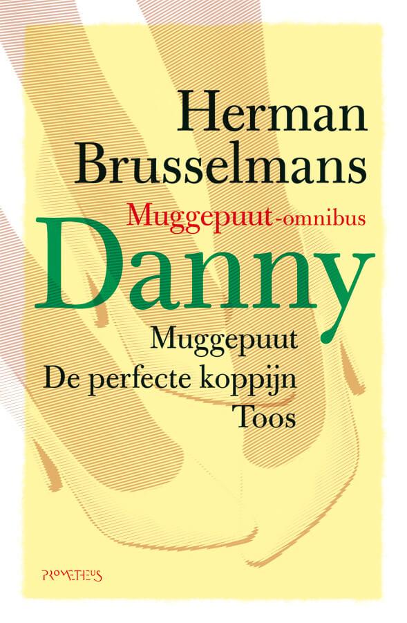 Boekomslag van Danny