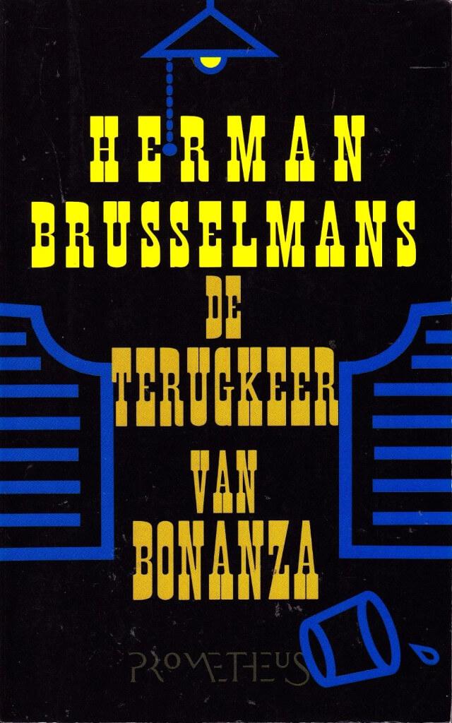 Boekomslag van De terugkeer van Bonanza