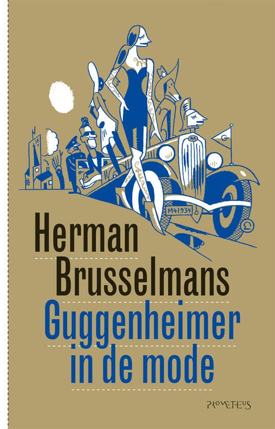 Boekomslag van Guggenheimer in de mode