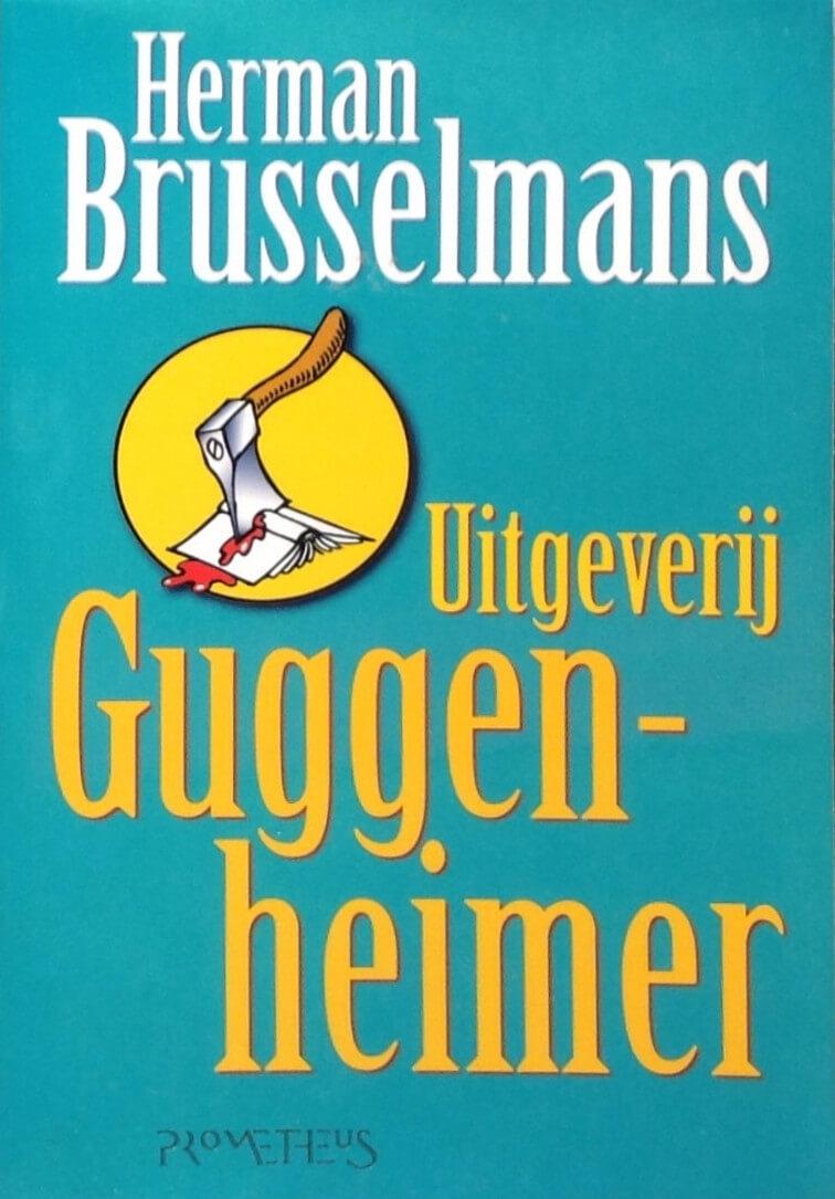 Boekomslag van Uitgeverij Guggenheimer