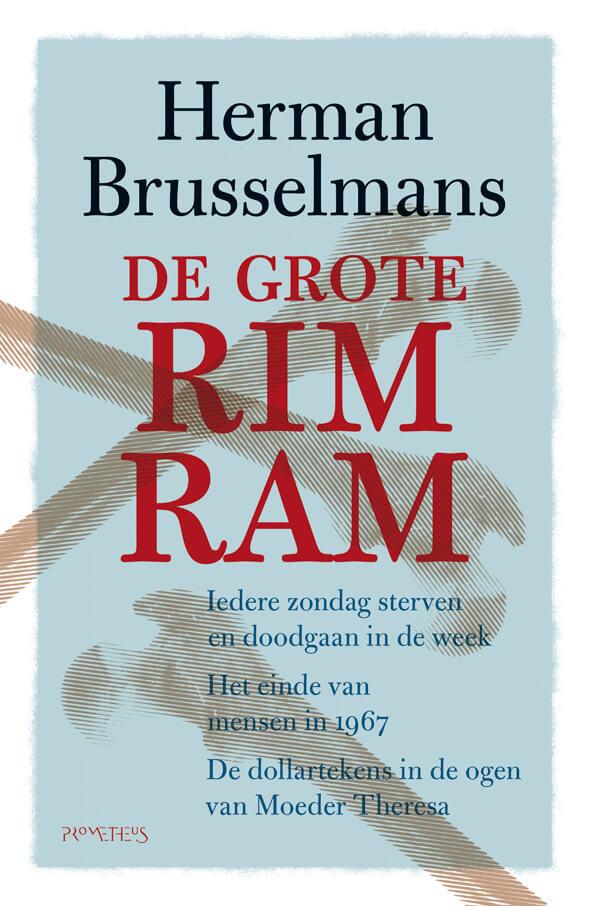 Boekomslag van De grote Rimram