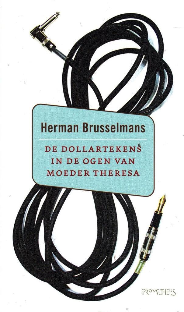 Boekomslag van De dollartekens in de ogen van Moeder Theresa