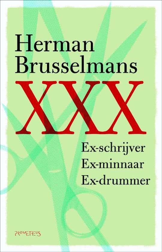 Boekomslag van XXX