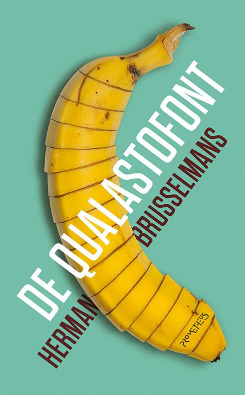 Boekomslag van De Qualastofont