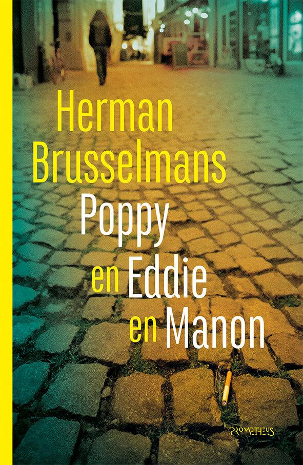Boekomslag van Poppy en Eddie en Manon