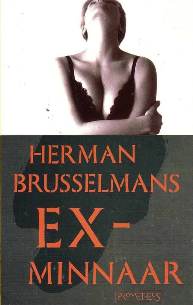 Boekomslag van Ex-minnaar