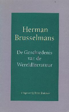 Boekomslag van De Geschiedenis van de Wereldliteratuur